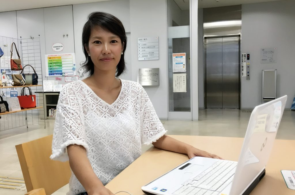 ダンサーセラピスト 濱田雅美さん