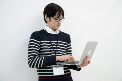 パソコンでリストとり